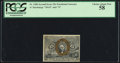 Fractional Currency:Second Issue, Fr. 1286 25¢ Second Issue PCGS Choice About New 58.. ...