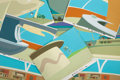 Animation Art:Painted cel background, The Partridge Family 2200 AD Production Backgrounds Group of8 (Hanna-Barbera, 1974).... (Total: 8 Original Art)