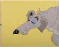Animation Art:Production Cel, Lady and the Tramp Boris Production Cel (Walt Disney, 1955)....