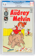 Silver Age (1956-1969):Humor, Little Audrey and Melvin #4 File Copy (Harvey, 1962) CGC N...