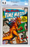 Silver Age (1956-1969):Science Fiction, Rip Hunter Time Master #1 (DC, 1961) CGC NM- 9.2 Off-white to whitepages....