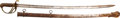 Edged Weapons:Swords, Ames Contract of 1833 Dragoon Saber.. ...