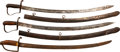 Edged Weapons:Swords, Lot of Three Starr Contract Cavalry Sabers.. ... (Total: 3 Items)