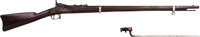U.S. Springfield 1863 Trapdoor Percussion Rifle with Bayonet