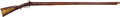 Long Guns:Muzzle loading, Unmarked Pennsylvania Percussion Musket.. ...