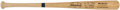 Baseball Collectibles:Bats, August 13, 1977 Enos Slaughter Old Timers Day Game Issued Bat from The Enos Slaughter Collection....