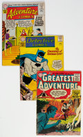 Silver Age (1956-1969):Miscellaneous, DC Silver Age Comics Group of 9 (DC, 1955-65) Condition: A...