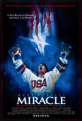 """Movie Posters:Sports, Miracle & Other Lot (Buena Vista, 2004). Rolled, Very Fine+. One Sheets (2) (27"""" X 40"""") DS. Sports.. ... (Total: 2 Items)"""