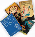 Books:General, Children's Vintage Story Books Group of 8 (Various Publishers, 1922-75).... (Total: 8 Items)