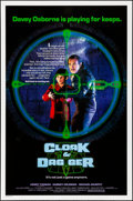 """Movie Posters:Action, Cloak & Dagger & Other Lot (Universal, 1984). Rolled, Very Fine+. One Sheets (2) (27"""" X 41"""" & 26.75"""" X 39.75""""). Action.. ... (Total: 2 Items)"""