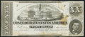 Confederate Notes:1863 Issues, T58 $20 1863 PF-4 Cr. 365 Very Fine.. ...