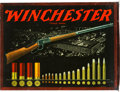 Advertising:Signs, Winchester Ammunition Metal Advertising Sign.. ...