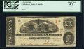 Confederate Notes:1863 Issues, T58 $20 1863 PF-12 Cr. 421 PCGS About New 53.. ...