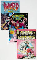 Modern Age (1980-Present):Miscellaneous, Modern Age Comics Group of 16 (Various Publishers, 1982-85) Condition: Average NM-....