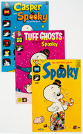 Bronze Age (1970-1979):Cartoon Character, Casper/Spooky Related Titles Group of 38 (Harvey, 1960s-80...
