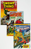 Bronze Age (1970-1979):Miscellaneous, Bronze Age Comics Group of 18 (Various Publishers, 1969-74)....(Total: 18 Items)