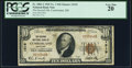 National Bank Notes:Maryland, Cumberland, MD - $10 1929 Ty. 1 The Second NB Ch. # 1519 PCGS VeryFine 20.. ...