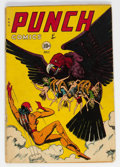 Golden Age (1938-1955):Superhero, Punch Comics #20 (Chesler, 1947) Condition: VG-....