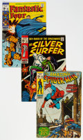 Bronze Age (1970-1979):Superhero, Marvel Bronze Age Superhero Group of 23 (Marvel, 1968-78) Condition: Average GD/VG.... (Total: 23 Comic Books)