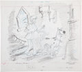 Animation Art:Concept Art, Scooby-Doo, Where Are You? Scooby-Doo and Shaggy Concept Art Group of 3 (Hanna-Barbera, 1971/72). ... (Total: 3 Original Art)