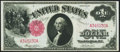 Fr. 36 $1 1917 Legal Tender Very Fine-Extremely Fine