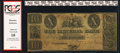 Obsoletes By State:Maryland, Cumberland, MD- Mineral Bank of Maryland $10 Oct. 1, 1855 PCGS Apparent Very Good 10.. ...