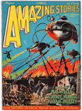 Pulps:Science Fiction, Amazing Stories - August 1927 (Ziff-Davis) Condition: FN-....