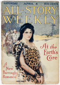 All-Story Weekly - April 4, 1914 (Munsey) Condition: VG
