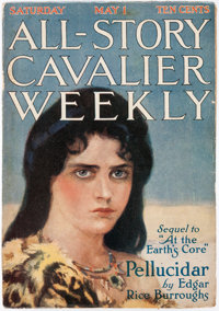 All-Story Cavalier Weekly - May 1, 1915 (Munsey) Condition: FN-