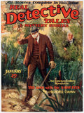 Pulps:Detective, Real Detective Tales - January 1926 (Real Detective Tales, Inc.)Condition: FN-....