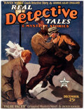 Pulps:Detective, Real Detective Tales - December 1926 (Real Detective Tales, Inc.) Condition: FN-....