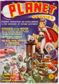 Pulps:Science Fiction, Planet Stories V1#2 Yakima Pedigree (Fiction House, 1940)Condition: VF....
