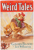 Pulps:Horror, Weird Tales - April 1933 (Popular Fiction) Condition: VF-....