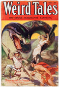 Pulps:Horror, Weird Tales - December 1932 (Popular Fiction) Condition: FN-....