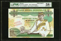 World Currency, Brunei Negara Brunei Darussalam 10,000 Ringgit 1989 Pick 20s KNB20S Specimen PMG Choice About Unc 58 EPQ.. ...