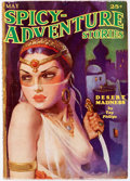 Pulps:Adventure, Spicy Adventure Stories - May 1935 (Culture) Condition: VF-....