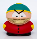 Collectible:Contemporary, Ron English X Made by Monsters X JPS Gallery. Cartman Grin, 2017. Painted cast vinyl. 5 x 5 x 3 inches (12.7 x 12.7 x 7....