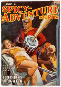 Pulps:Adventure, Spicy Adventure Stories - April 1941 (Culture) Condition: FN-....