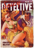 Pulps:Detective, Spicy Detective Stories - March 1936 (Culture) Condition: FN-....