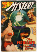 Pulps:Horror, Spicy Mystery Stories - January 1941 (Culture) Condition: FN-....