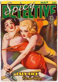 Spicy Detective Stories - May 1937 (Culture) Condition: VF