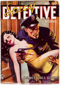 Pulps:Detective, Spicy Detective Stories - October 1935 (Culture) Condition:VG/FN....