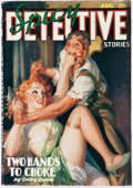 Pulps:Detective, Spicy Detective Stories - August 1936 (Culture) Condition:FN/VF....