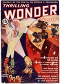 Pulps:Science Fiction, Thrilling Wonder Stories - April 1938 Yakima Pedigree (Standard) Condition: VF....