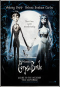 "Movie Posters:Animation, Corpse Bride (Warner Brothers, 2005). Rolled, Fine/Very Fine. Bus Shelter (48"" X 70""). Animation.. ..."
