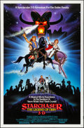 """Movie Posters:Animation, Starchaser: The Legend of Orin (Atlantic Releasing, 1985). Rolled, Overall: Very Fine-. One Sheets (59) Identical (27"""" X 41""""... (Total: 59 Items)"""