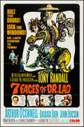 """Movie Posters:Fantasy, The 7 Faces of Dr. Lao (MGM, 1964). Folded, Very Fine-. One Sheet(27"""" X 41""""). Joseph Smith Artwork. Fantasy.. ..."""