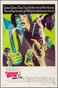 """Movie Posters:Horror, Twisted Nerve (National General, 1969). Folded, Fine/Very Fine. One Sheet (27"""" X 41""""). Horror.. ..."""