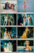 "Movie Posters:Fantasy, The Vengeance of She (20th Century Fox, 1968). Very Fine+. Lobby Card Set of 8 (11"" X 14""). Fantasy.. ... (Total: 8 Items)"