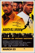 "Movie Posters:Crime, Above the Rim (New Line, 1994). Rolled, Fine/Very Fine. One Sheets(32) Identical (27"" X 41"") SS, Advance. Crime.. ... (Total: 32Items)"